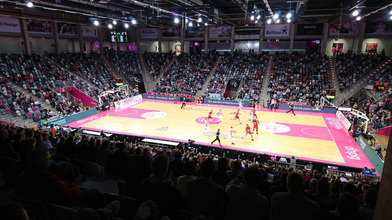 Zu klein für die Basketball-Bundesliga