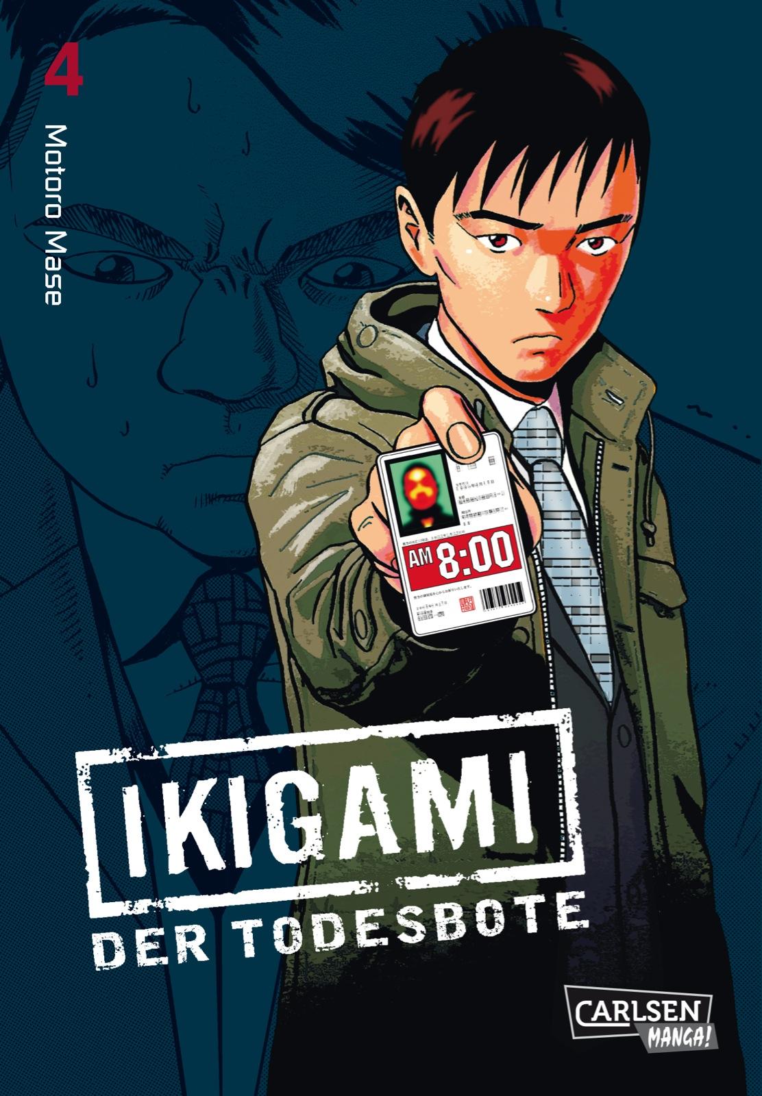 Ikigami – Der Todesbote (Manga)
