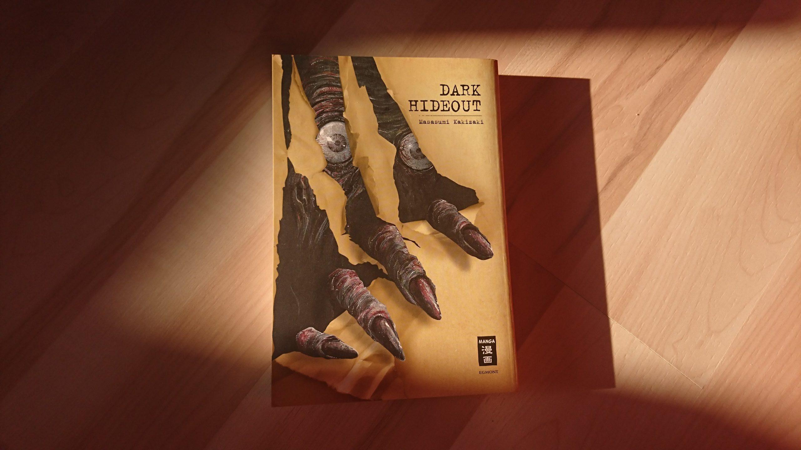 Horror-Manga Dark Hideout